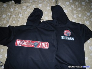 Revoclinic hoodies