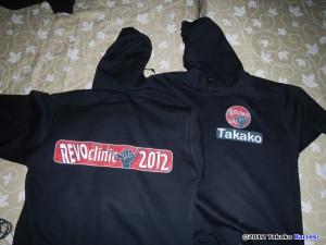 Revoclinic hoodies