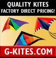 G-Kites - Small sidebar ad.